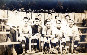 Bennington Base Ball Team