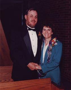 Stephen Reed and Doris Jipp Smith