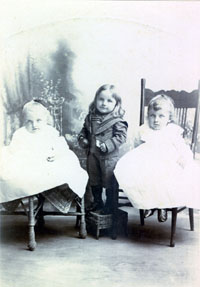 Fred and Emma Gottsch children