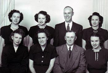 George Alice Harden Family