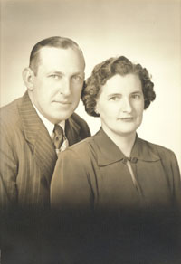 Herbert Julius and Alma Gottsch