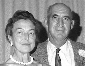 Martha and Ted Schmidt