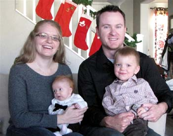 Ryan and Brittany Pendegraft Family