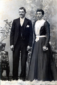 William Peter and Emaline Gottsch