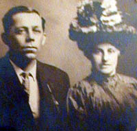 William & Jessie Jipp Henrickson