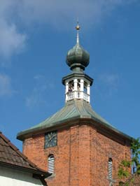Schönberg Church, at the top of the Bell Tower