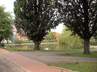 Stakendorf, Village Pond